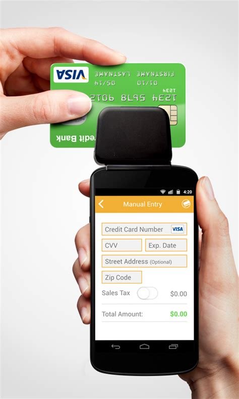 credit card apps for android credit card processing android apps on play