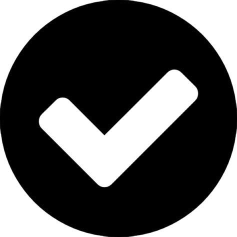 imagenes signo ok ok signo en un c 237 rculo descargar iconos gratis