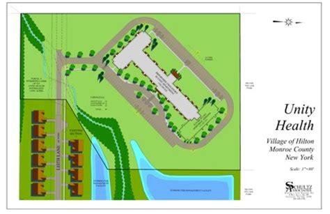 unity layout utility project exles schultz associates rochester ny land
