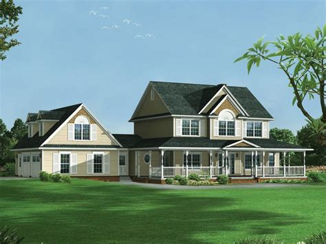 two story ranch style homes amelia country farmhouse home house plans and farmhouse