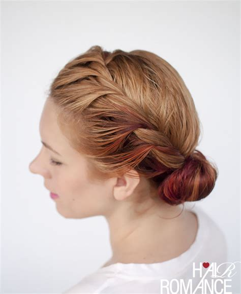 long hair buns for late 30 year old get ready fast with 7 easy hairstyle tutorials for wet