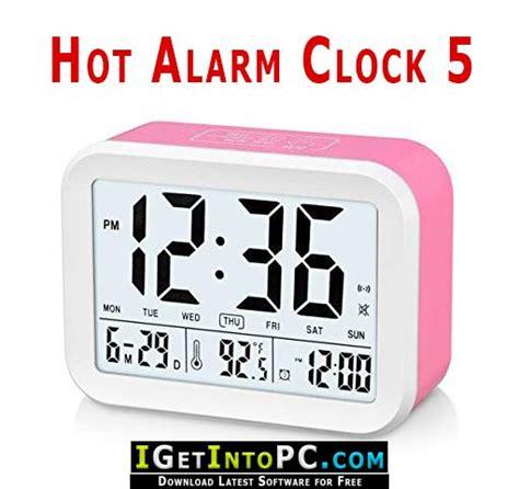 alarm clock 5 free
