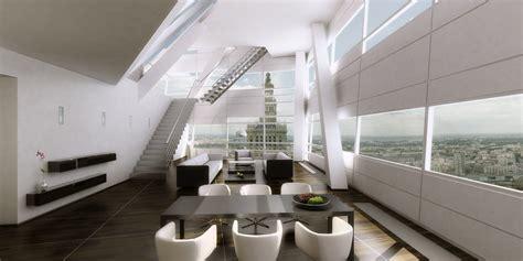 Studio Apartment Design gallery of zlota 44 daniel libeskind 16