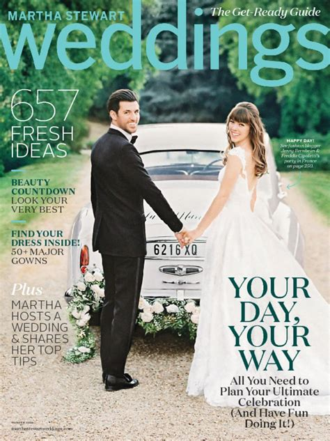 Martha Stewart Weddings by Martha Stewart Weddings Magazine Plan Your Wedding
