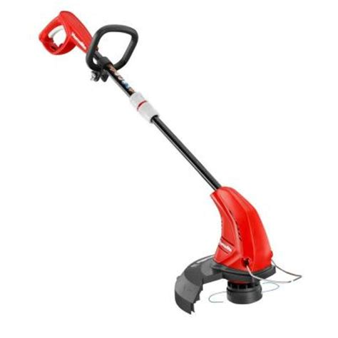 homelite 13 in 4 electric string trimmer