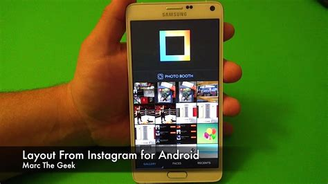 android layout like instagram layout from instagram for android review youtube