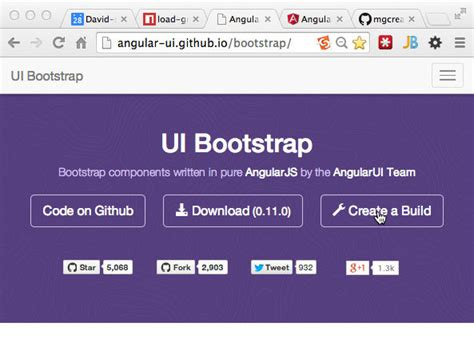 angular ui bootstrap template read web component architecture development with