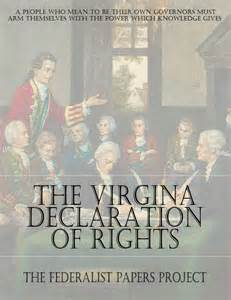 the virginia declaration of rights 1776