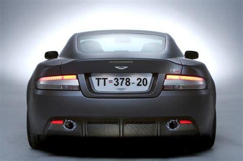 Car Specification Aston Martin Db9