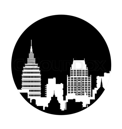 white silhouette white silhouette stock vector colourbox