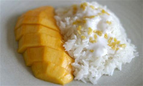 Mango Booming Mango Thai Mango King Mango Sticky 4 thai desserts you can t miss out on tikikiki