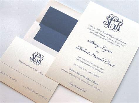free printable wedding invitation monogram monogrammed wedding invitations wedding invites on