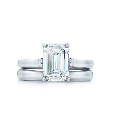 tiffany co engagement rings emerald cut united