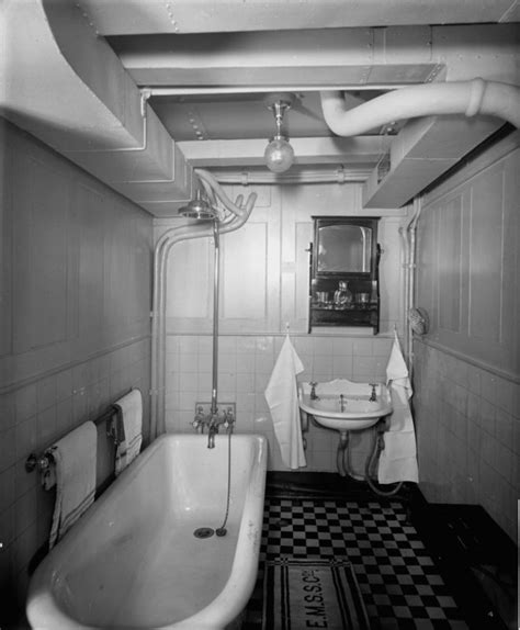 titanic bathroom photos of titanic titanic elizabeth walton allen
