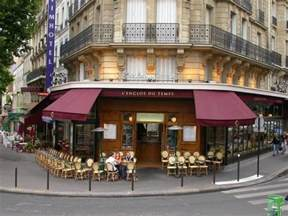 Parisian Bistro Chairs Cafe And Coffee Shop Interior And Exterior Design Ideas