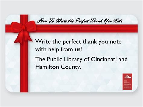 Thank You Note To Helper 5 Easy Steps To Writing The Thank You Note