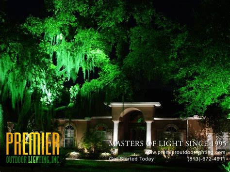 Premier Outdoor Lighting Yard Lighting Photo Gallery Image 17 Premier Outdoor Lighting