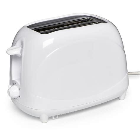 White Toaster Wilko Functional 2 Slice Toaster White At Wilko