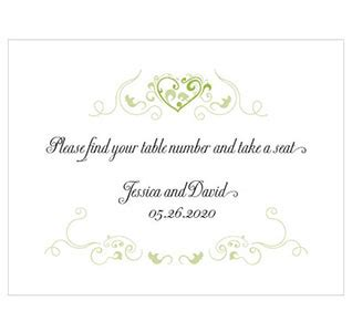 Wedding Notes by Wedding Theme Wedding Accessories
