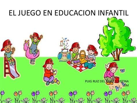 imagenes reales del juego el juego en educaci 211 n infantil