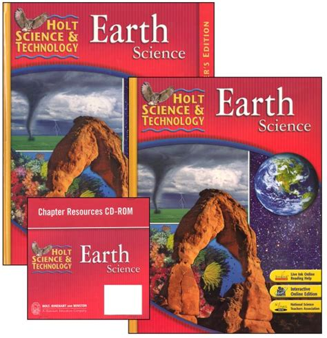 Science Alive 6 Textbook holt science technology earth science homeschool package 029679 details rainbow resource