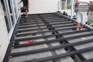 top deck systems decking materials timber deck alternative outdure nz