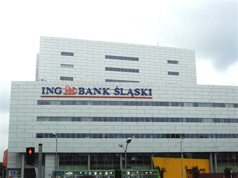 ing bank banking ing bank śląski wikiwand