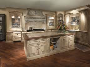 French Kitchen Furniture French Country Kitchen Cabinets Kitchen Ideas