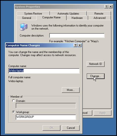 cara membuat genuine pada windows xp cara membuat sharing file pada windows xp android dan