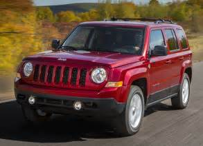 Chrysler Jeep Patriot The Jeep Patriot Is The Choice For All Your