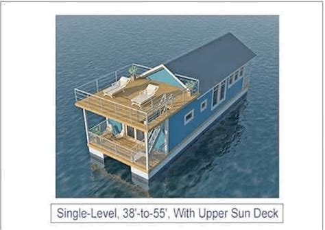 boat float prices floating home houseboat cottages the new affordable