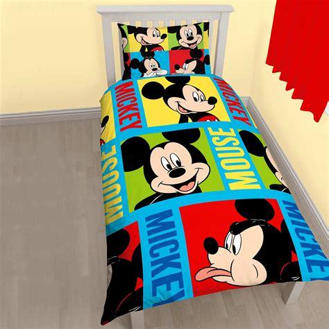 letto topolino parure da letto singolo topolino casa