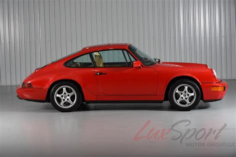1990 porsche 911 carrera 2 1990 porsche 964 carrera 2 coupe stock 1990137 for sale