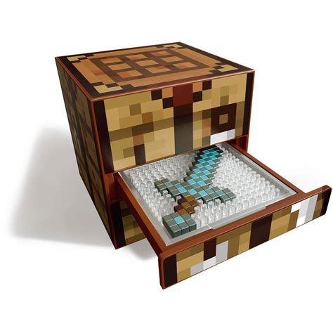minecraft crafting table real life www pixshark com