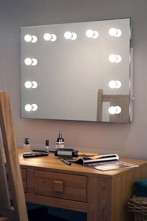 Room Mirror by Makeup Theatre Dressing Room Mirror K95 Ebay