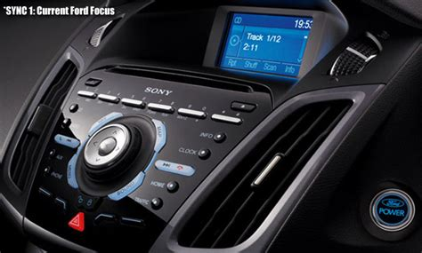 ford sync 2 image gallery sync 2