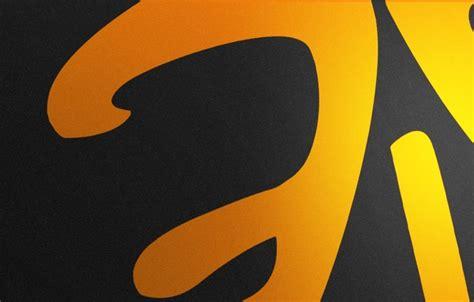 team fnatic cs go hd logo wallpaper esports counter strike global offensive logo