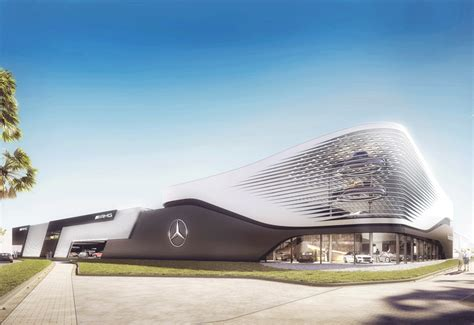 Home Interior Design Software Aldar Al Fahim To Build 5900sqm Mercedes Showroom