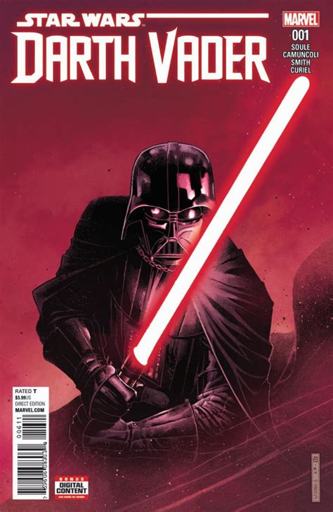 wars darth vader vol 1 wars marvel origin of darth vader s lightsaber to be revealed in new