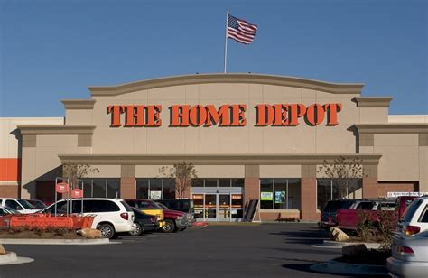 does home depot test you in the