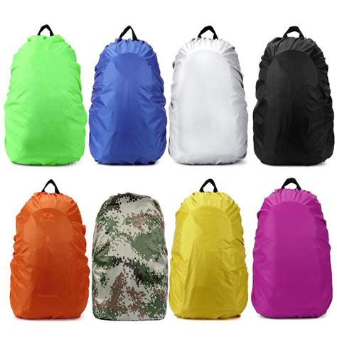 waterproof bag dust backpack cover travel cing hiking cycling outdoor ebay