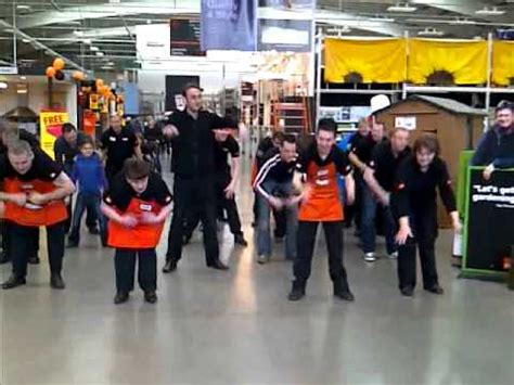 by indundi staff published on saturday 14 nov 2015 0555 am b q flash mob dance gloucester store youtube