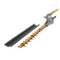 hedge trimmer home depot ryobi expand it 15 in articulating hedge trimmer