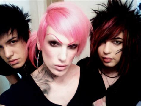 Dahvie Vanity Without Makeup Botdf Jeffree Star Inject Me Sweetly Youtube