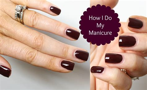 Where To Get Nail by How To Get Nails My Manicure Tutorial