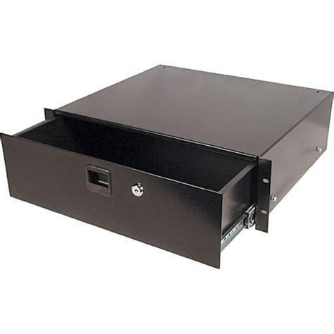 Locking Drawer odyssey innovative designs ardp02 2 space locking drawer ardp02