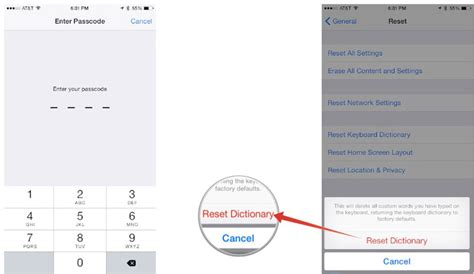 reset android keyboard dictionary how to reset your iphone or ipad keyboard dictionary imore