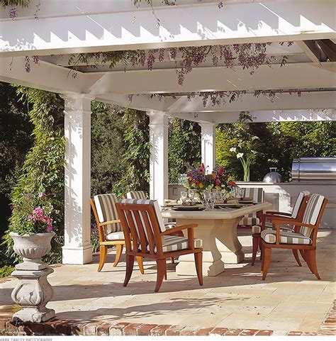 Houzz Outdoor Dining Room Traditional Patio