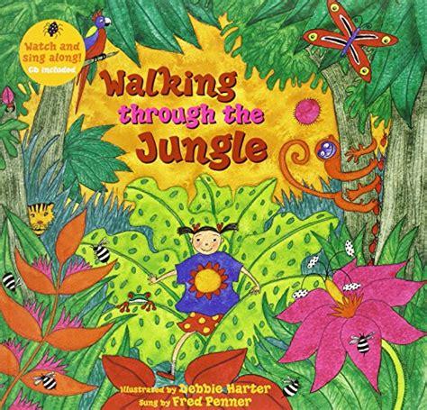 libro monkey puzzle libro walking through the jungle big books di julie lacome