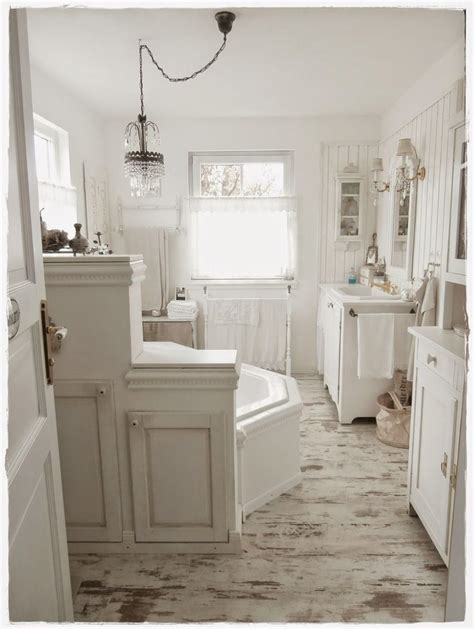 shabby bagno 17 best ideas about shabby chic bathrooms on